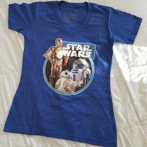 Star wars women t shirt